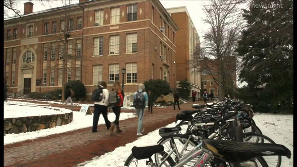 Download NEWSNIGHT: America's college rape epidemic