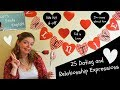 25 Dating and Romantic Relationship Expressions! Learn Expressions, Phrasal Verbs, and Idioms!