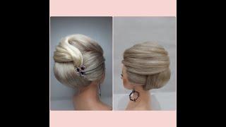 Женская прическа РАКУШКА Быстро и красиво Women s hairstyle SHELL Fast and beautiful