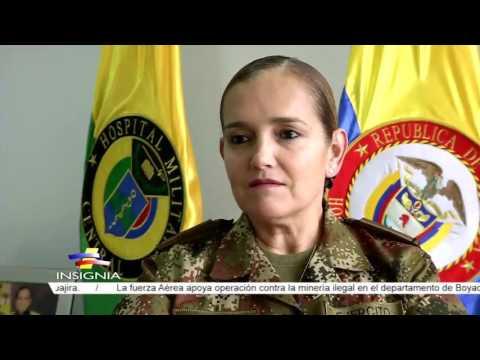 Médica pediatra Clara Esperanza Galvis, Brigadier General de la República