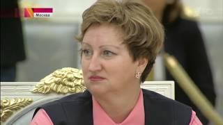 Владимир Путин встретился в Кремле с учителями — наставниками выпускных классов