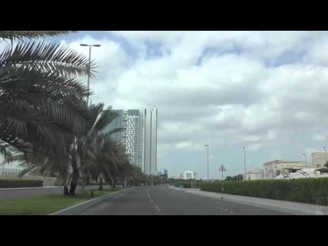Abou Dhabi : Zayed Port & tour de ville.