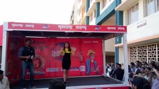 Mala jau dyana ghari | Amruta Khanvilkar | Lavani Performance