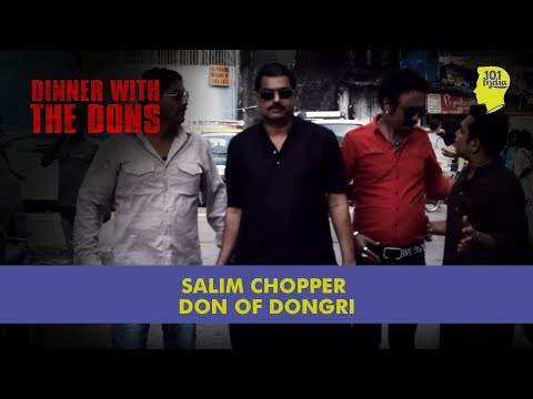 Dinner With The Dons - Salim Chopper | Unique Food Stories from India