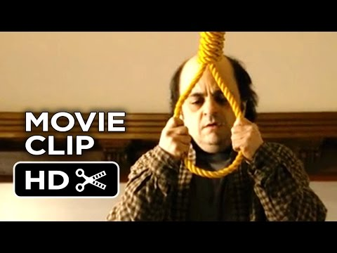 It Was You Charlie Movie CLIP - Interesting (2014) - Michael D. Cohen Dark Comedy HD