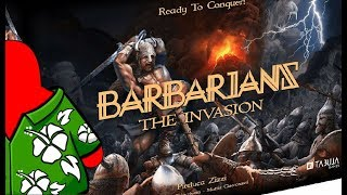 Barbarians: The Invasion