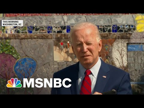 Biden's Message To GOP Fighting Plans To Defeat Coronavirus: 'Have At It'