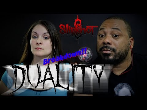 Slipknot Duality Reaction!!