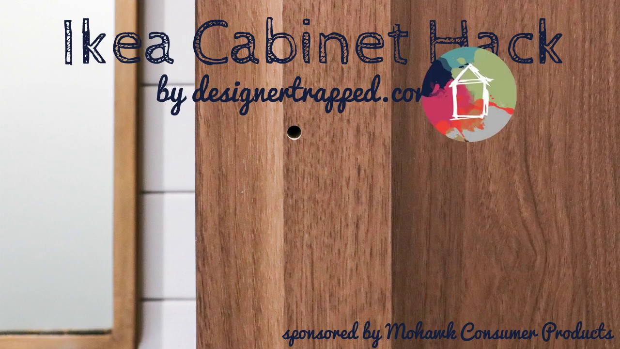Ikea Cabinet Doors And Drawers Hack