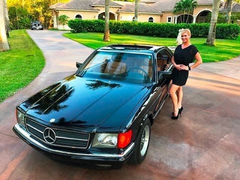 does it get any better a 1984 mercedes 500 sec euro. Black Bedroom Furniture Sets. Home Design Ideas