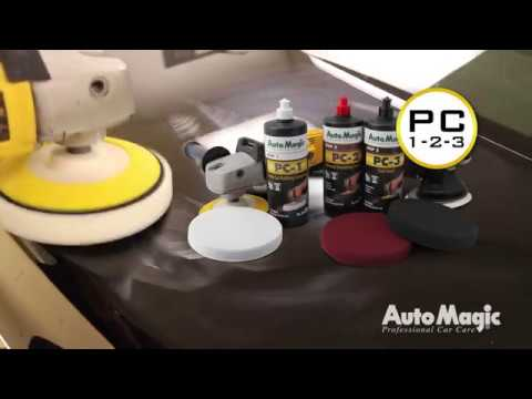 PC1 1-2-3 Paint Correction System Oververview