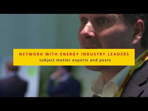 Invitation video DHL Energy Conference 2018