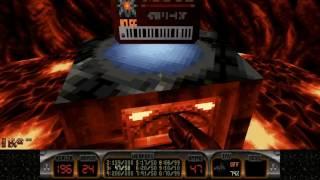 Let's Play: Duke Nukem 3D: Duke It Out in D.C. - Level 9 - Nuke Proof
