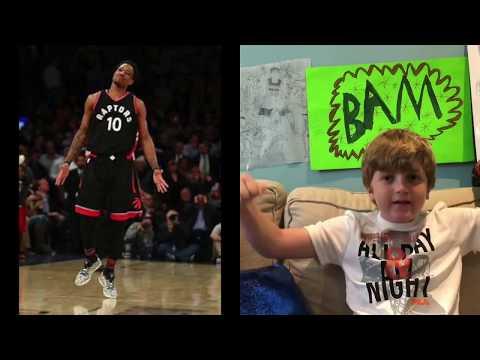 NBA News with Reed 1/29/18 Demar Derozan Double Digits Day (My 10th birthday)!