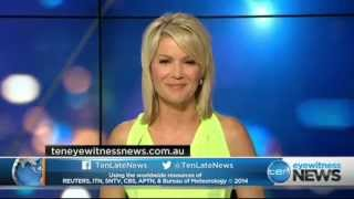10 Late News with Sandra Sully 2014
