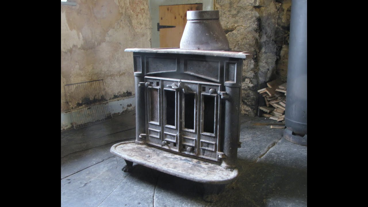 Franklin Woodburner stove for sale - now sold