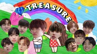 Download Choi Hyunsuk and Park Jihoon as TREASURE leaders