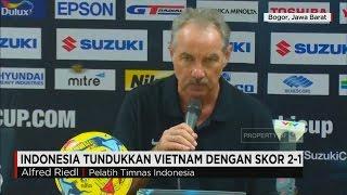 Video Gol Pertandingan Indonesia vs Vietnam