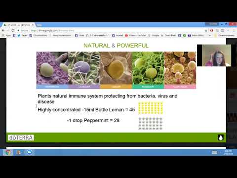 Essential Oil Class  Natural Medicine   Doterra Essential Oils and Supplements for Health
