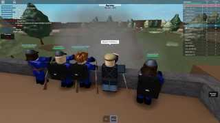 (ROBLOX) The Battle of Gettysburg, Day 1