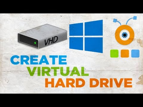 How To Create A Virtual Hard Drive (VHD) In Windows 10