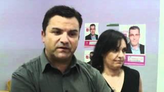 Miguel Muñoz y José Antonio Ranchal  UPyD
