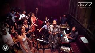 Lucia - Heaven on the ground by Emily King and Jose James (24th June 2017 - Delhi)