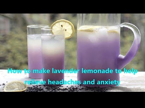How-to-make-lavender-lemonade-to-help-relieve-headaches-and-anxiety