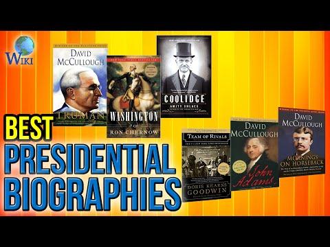 10 Best Presidential Biographies 2017