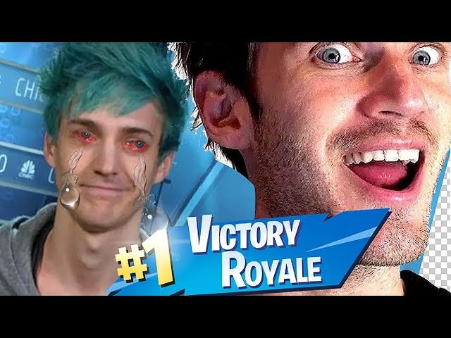 pewdiepie reacts to landing largest fortnite stream record in battle against t series metro news - pewdiepie fortnite stream record