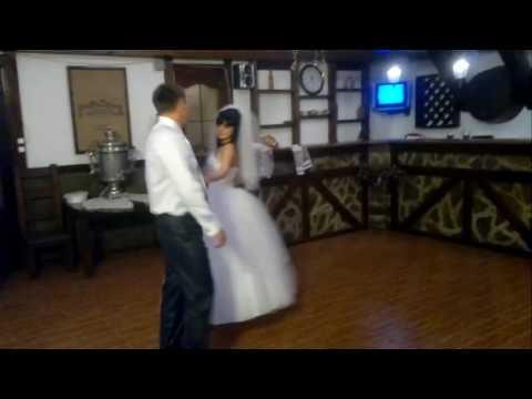 Танец на свадьбе Волновала Криничка