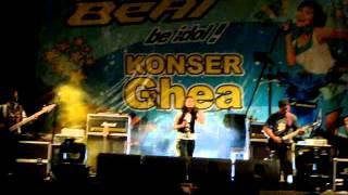 heavy band konser GEA with EWIEN INDONESIA BARU