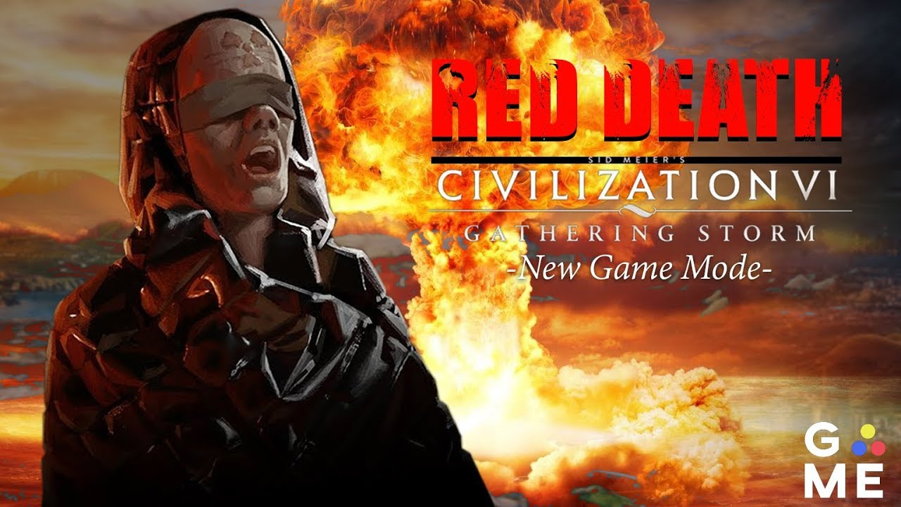 Civilization 6 New Multiplayer Mode is INSANE! Red Death!! Battle Royal has  come to Civ 6!