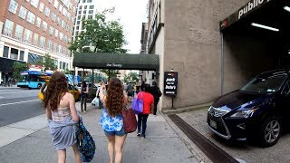 ⁴ᴷ⁶⁰ Walking NYC : Upper East Side - 86th Street from Central Park to Gracie Mansion