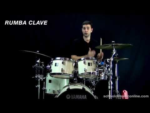 Afro-Cuban Rhythms - The Clave