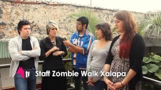 Zombie Walk Xalapa 2015