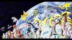 Alle Legendären Pokémon (Gen. 1-7)
