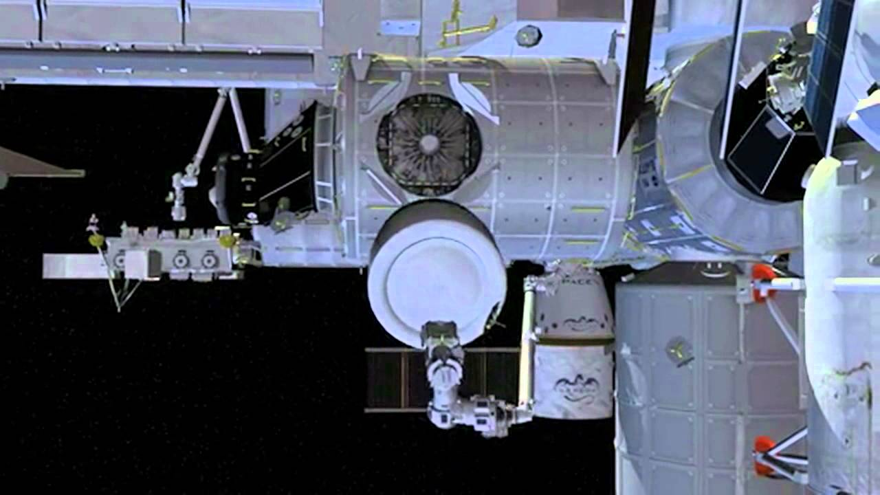 Inflatable Room How Nasa Will Add Inflatable Room To Space Station Video Youtube