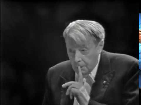 Charles Munch: Brahms Symphony No. 1 (ONF, 1966)