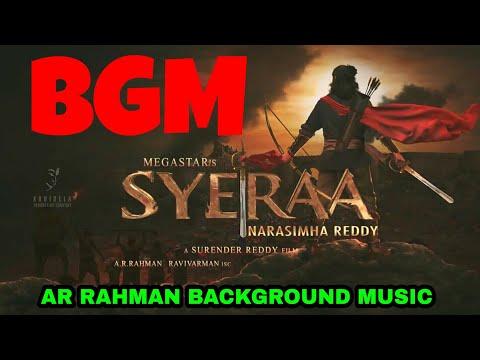 syeraa narasimha reddy movie bgm back ground music