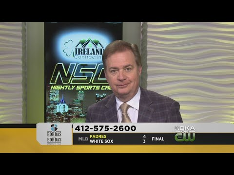 Ireland Contracting Nightly Sports Call: March 21, 2018 (Pt. 2)