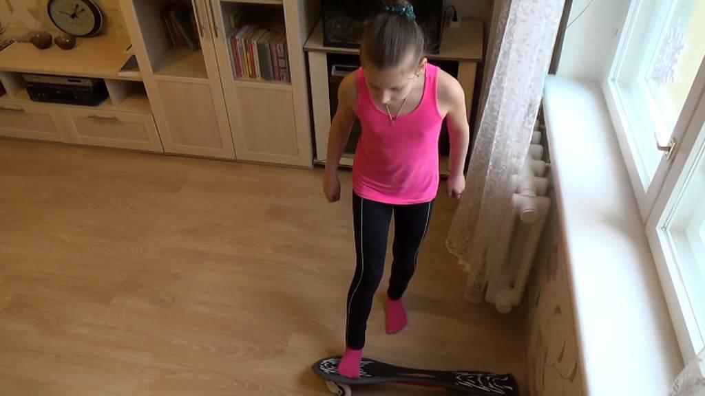 Одноколесный электрический скейтборд - YouTube