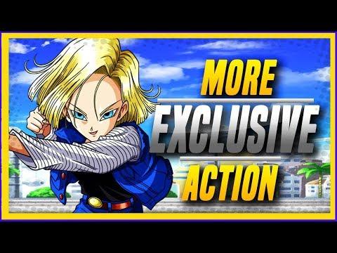 DBFZ ➤ High Level Exclusive Match