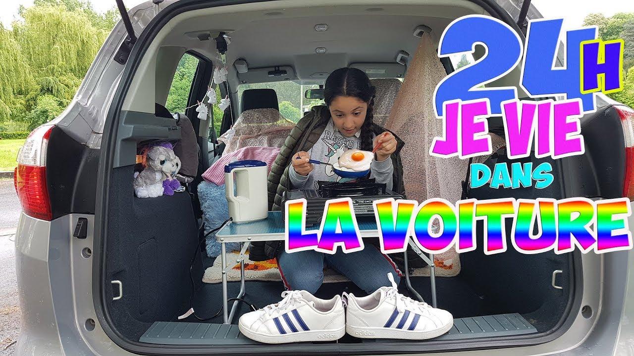 Download 24H JE VIE DANS LA VOITURE! CHALLENGE. Melle Sabina.