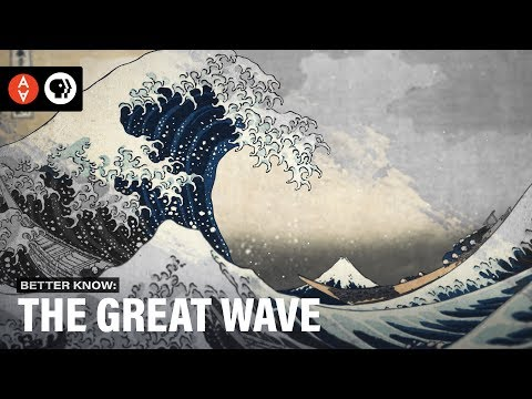 Better Know the Great Wave | The Art Assignment | PBS Digital Studios