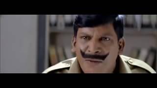 Vadivelu Police Station Comedy Marudhamalai