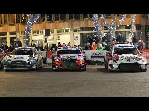 WRC Rallye Monte