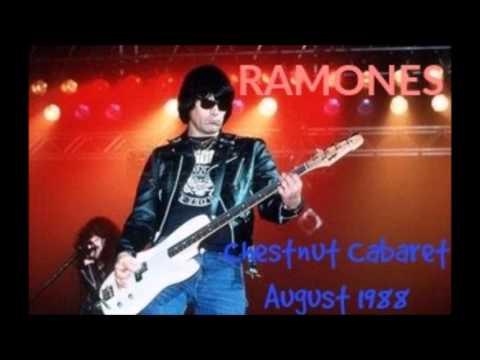 Ramones   Live Chestnut Cabaret, Philadelphia, Pennsylvania, USA 13/08/1988 (FULL SHOW)