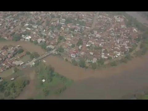 3 Kecamatan di Kabupaten Bandung Terendam Banjir, Warga Mulai Mengungsi