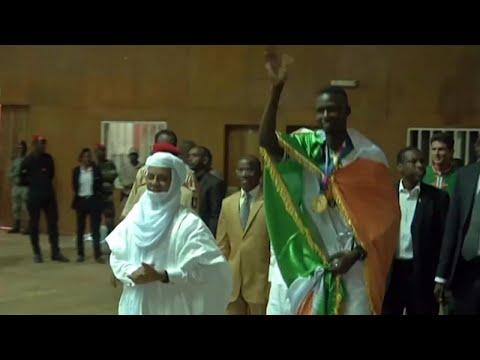 Niger, ACCUEIL TRIOMPHAL D' ALFAGA ABDOULRAZAK